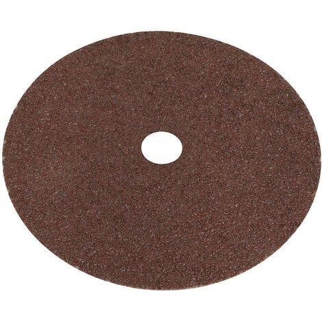 Sealey WSD724 Fibre Backed Disc 175mm - 24Grit Pack of 25