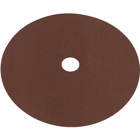 Sealey WSD780 Fibre Backed Disc 175mm - 80Grit Pack of 25