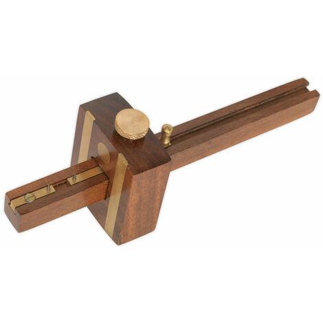 Sealey WW001 Hardwood Mortise Gauge 200mm