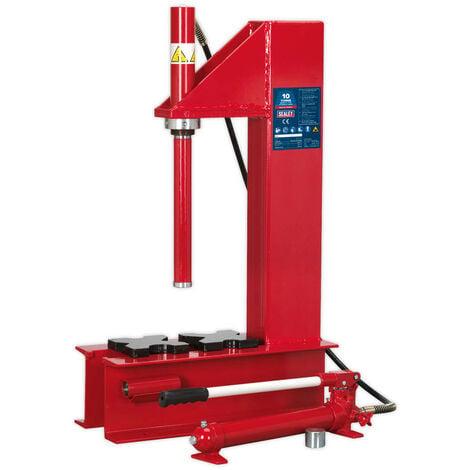 Sealey YC10B Hydraulic Press 10tonne Bench 'C' Type