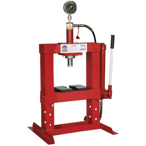 Sealey YK10B 10tonne Bench Type Hydraulic Press