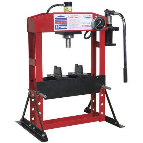 Sealey YK15BP 15tonne Bench Type Premier Hydraulic Press