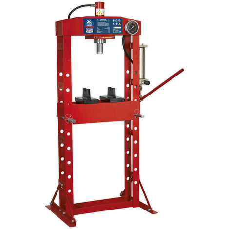 Sealey YK209F 20tonne Floor Type Hydraulic Press