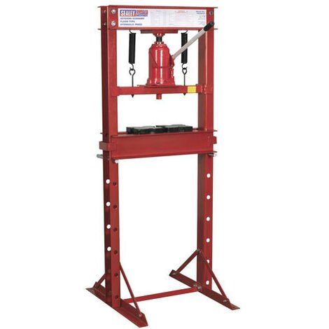 Sealey YK20ECF 20tonne Economy Floor Type Hydraulic Press