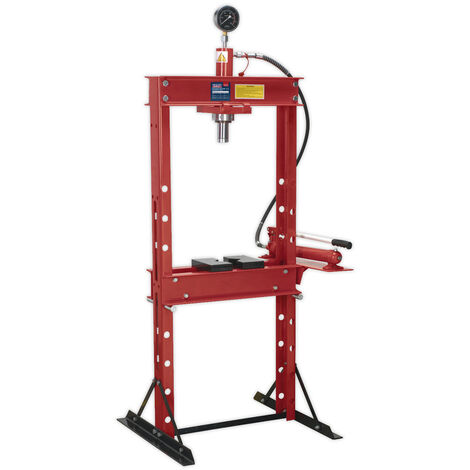Sealey YK20F Hydraulic Press 20tonne Floor Type