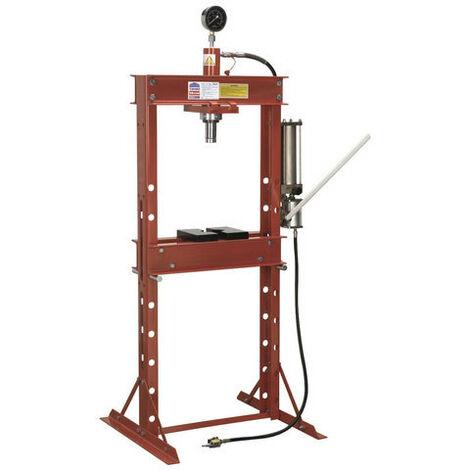 Sealey YK20FAH 20tonne Floor Type Air/Hydraulic Press