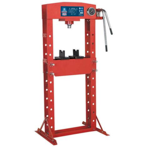 Sealey YK30F Hydraulic Press 30tonne Floor Type