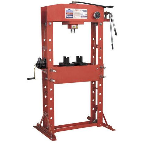 Sealey YK509F 50tonne Floor Type Hydraulic Press