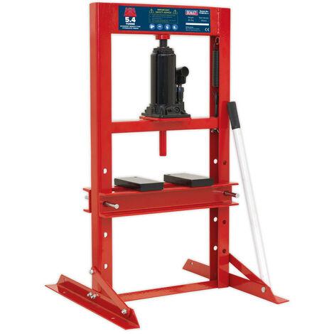 Sealey YK6ECB Hydraulic Press 5.4tonne Economy Bench Type