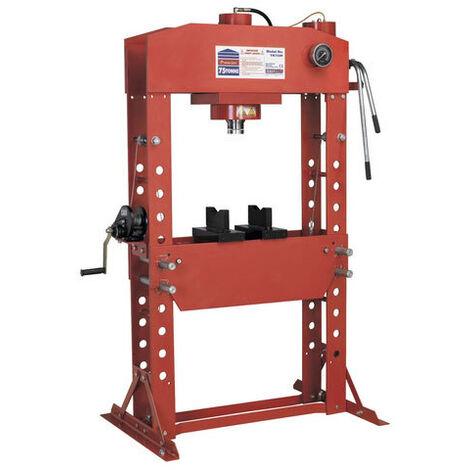 Sealey YK759F 75tonne Floor Type Hydraulic Press