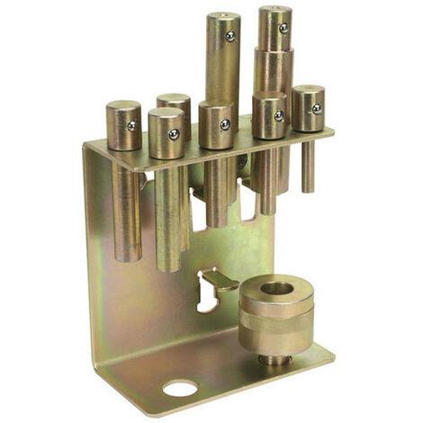 Sealey YKPP8 8pc Press Pin Set