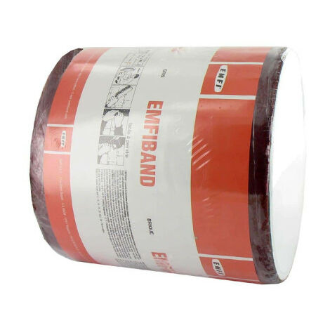 Sealing tape adhesive cold red brick EMFI 15cm x 10m