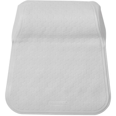 "Sealskin Bath Pillow ""Rubelle"" Grey"