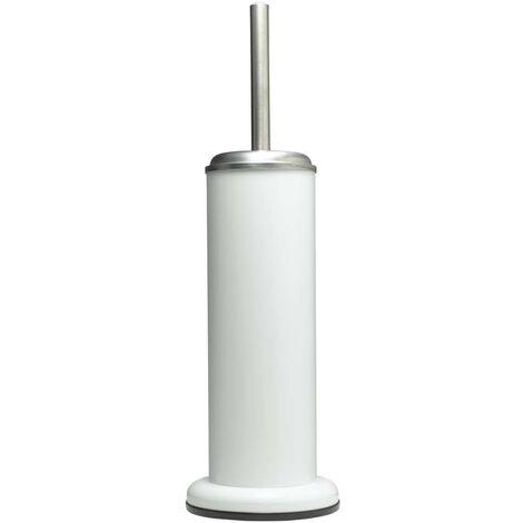 Blanco Sealskin Acero Portarrollos con Escobillero Metal