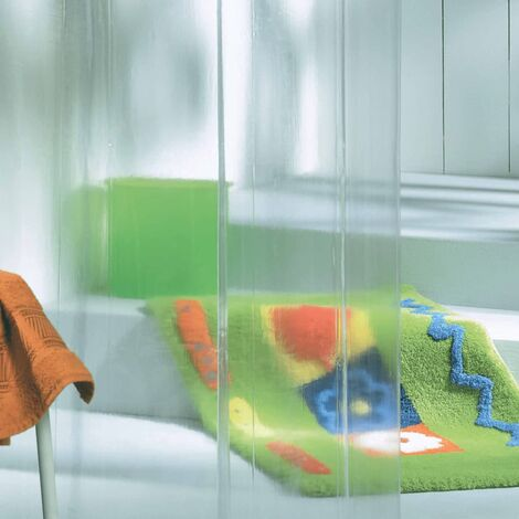 Sealskin Shower Curtain Clear 180 cm Transparent 210041300