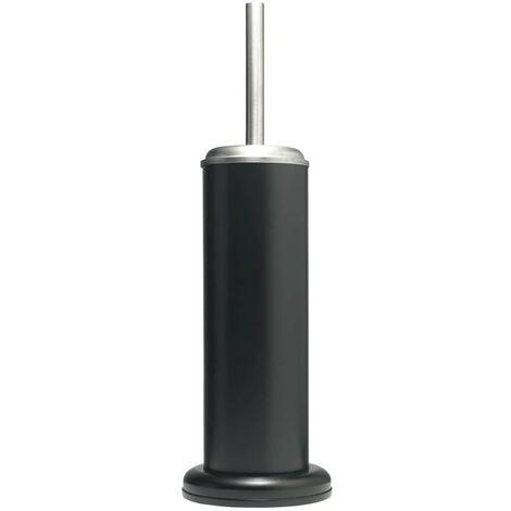 Sealskin Toilet Brush and Holder Acero Black 361730519
