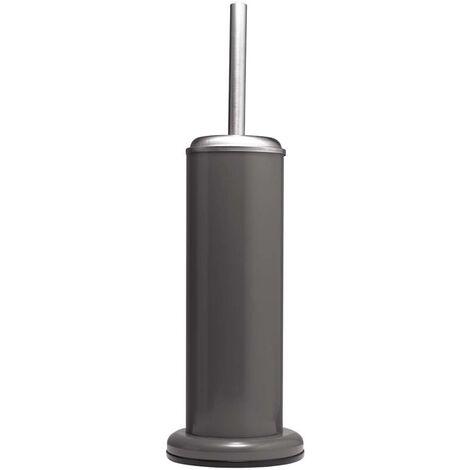 Sealskin Toilet Brush and Holder Acero Grey 361730514 - Grey