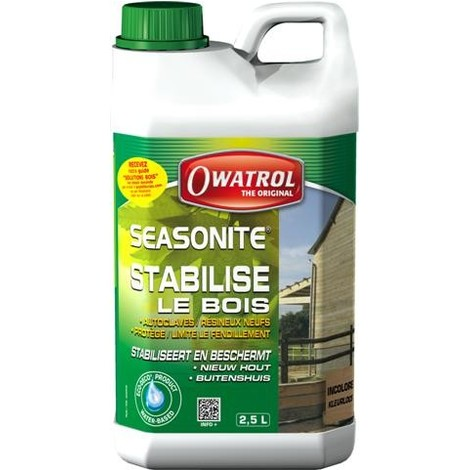 Seasonite Stabilisateur bois neuf