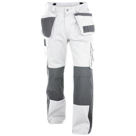 SEATTLE pantalon de travail peintre blanc Dassy
