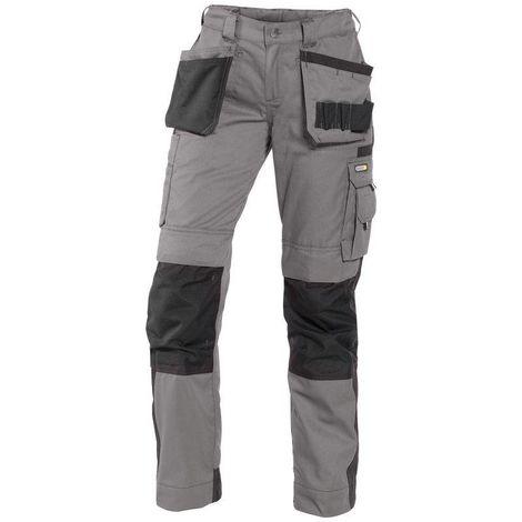 SEATTLE Pantalon multipoches femme bicolore Dassy