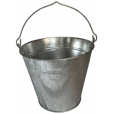 """main image of """"Seau acier galavanisé 15 litres avec anse - 667015 - Beast"""""""