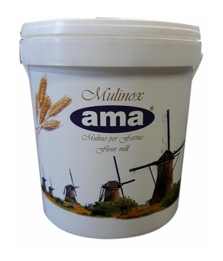 Lem Select - Seau avec couvercle pour moulin à grain AMA 16 Lt