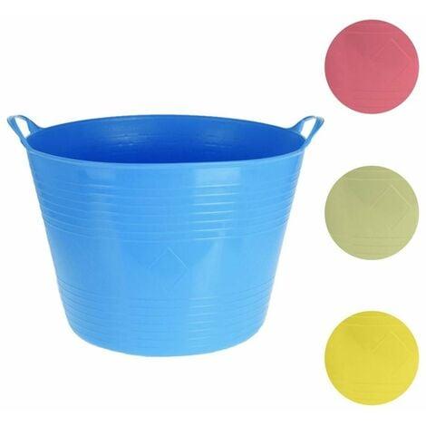 Seau flexible - Panier souple 43 litres