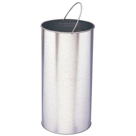 Seau intérieur pour poubelle Eden - 20 l - Galvanisé à chaud - EDEN | Rossignol - galvanisé à chaud