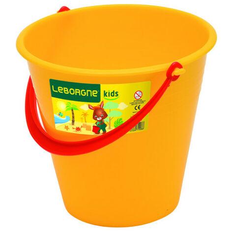 Seau plastique pour enfant - Leborgne