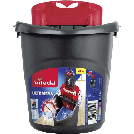 Seau Vileda Ultramat avec essoreur Power 10917 V570171