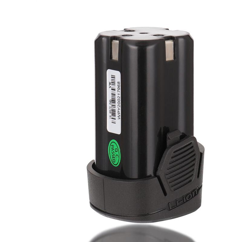 Secateur electrique Ciseaux d'arbres fruitiers sans fil livres avec batterie Black EU Standard 220V - HAPPYSHOPPING