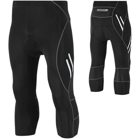 Sechage Rapide Pantalon D'Equitation Hommes, Gris 5Xl