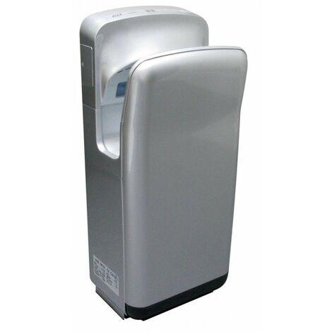 Sèche-mains air pulsé Alphadry blanc