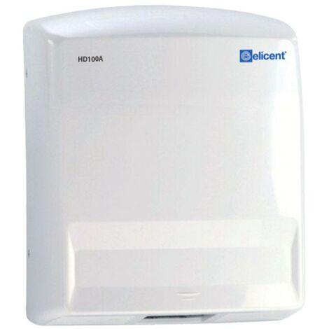 Sèche-mains automatique Elicent en abs 230v 2800 rpm 2HD0005