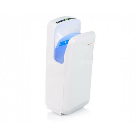 Sèche-mains automatique JetFlow 1650, séchage: 7 secondes, blanc