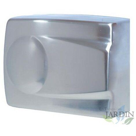 Sèche-mains automatique métallique 1500 W