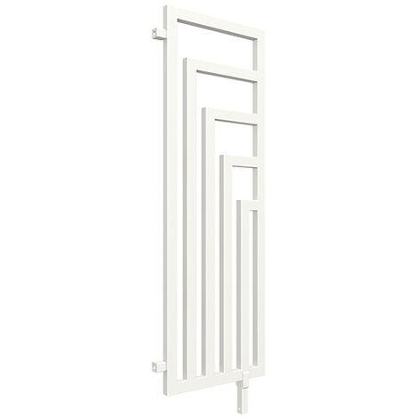 Sèche-serviette chauffage central - Blanc - Angus DW/ZXB (plusieurs tailles disponibles)
