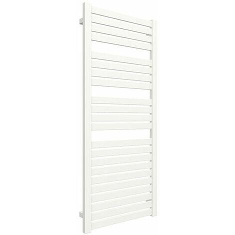 Sèche-serviette chauffage central - Blanc - Raccordement aux extrémités - Mantis/SXB (plusieurs tailles disponibles)