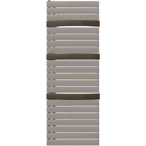 Sèche-serviette électrique Arborescence Smart light/brown 750W - collecteur à droite