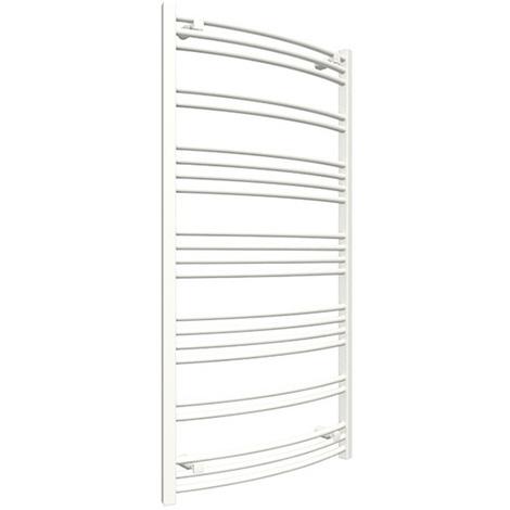 Sèche-serviette électrique - Blanc - Jade/E8B (plusieurs tailles disponibles)