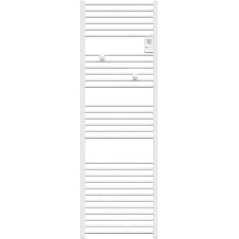 """main image of """"Sèche-serviette électrique digital Doris - blanc 1000w"""""""