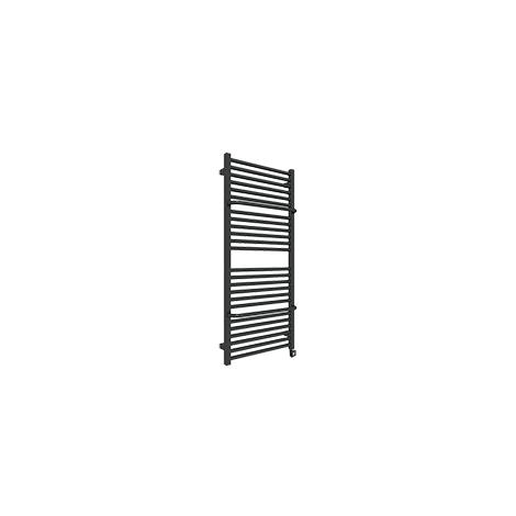 Sèche-serviette électrique - Noir Mat - Lima/GE8N (plusieurs tailles disponibles)