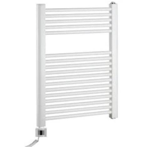 Sèche-serviettes plat design eau chaude 1000x600mm Blanc Radiateur salle de bain