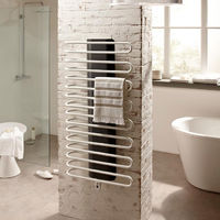 Sèche-serviette électrique SANAGA Blanc Réversible 750W