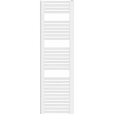Sèche-serviette étroit Arès - Blanc- 592 W - Irsap - Irsap