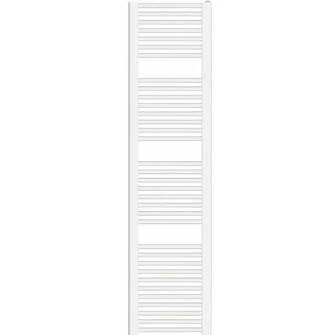 Sèche-serviette étroit Arès - Blanc - 712 W - Irsap - Irsap