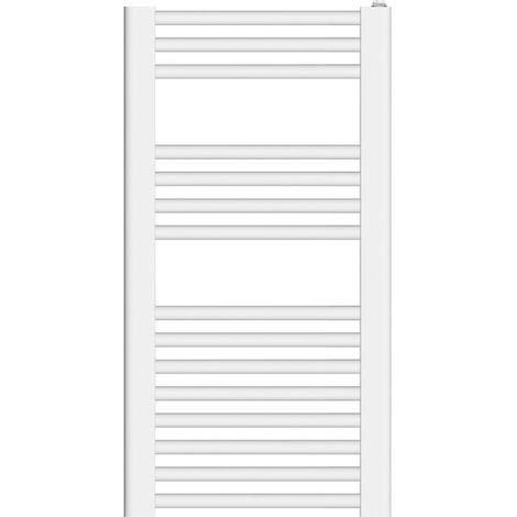 Sèche-serviette étroit Arès blanc Irsap Puissance (W) 324