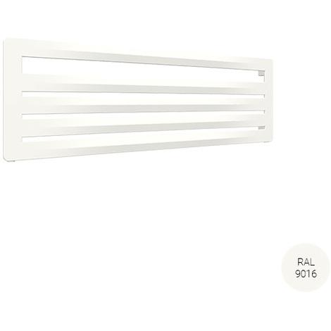 Sèche-serviette horizontal - Chauffage Central - Blanc - Aéro HG/YPB (plusieurs tailles disponibles)
