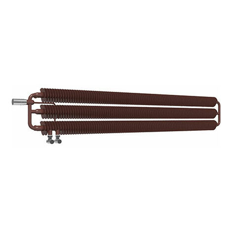 Sèche-serviette horizontal - Chauffage Central - Couleur au choix - Ribbon HWS/YL (plusieurs tailles disponibles)