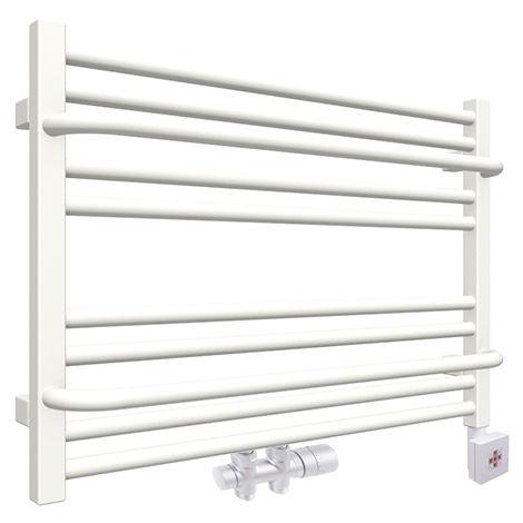 Sèche-serviette horizontal - Mixte - Blanc - Lima/Z8B (plusieurs tailles disponibles)